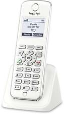 AVM FRITZ!Fon M2 DECT-Komforttelefon (für FRITZ Box Monochromes Display,...