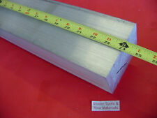"2"" X 3"" ALUMINUM 6061 FLAT BAR 24"" long T6511 2.0""x 3.0"" Solid Plate Mill Stock"