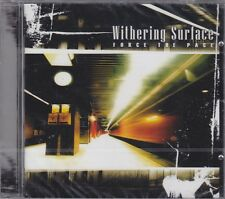 WITHERING SURFACE - force the pace CD