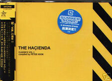 Hacienda Dj Classics Peter Hook The Early Year - Japan CD - NEW