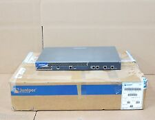 NEW Juniper J2300 J2300-1E2FEL-S-AC Network Firewall Security Services Router
