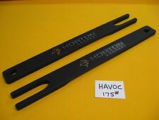 New Horton Crossbow Havoc 175 Limb Set Black Original Horton Parts (LB880B)
