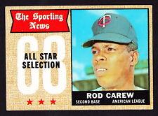 1968 TOPPS #363 ROD CAREW ALL-STAR