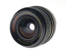 OSAWA MC SLR 35mm CAMERA PRIME LENS 1:2.8 f=28mm Y/C YASHICA CONTAX MOUNT VINTAG