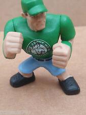 WWE Rumblers JOHN CENA Green Outfit LOOSE
