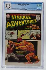 STRANGE ADVENTURES #180 CGC 7.5 Origin & 1st Animal Man!