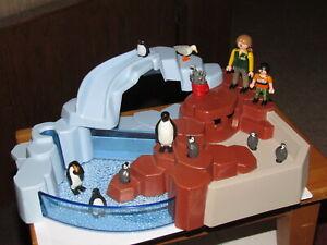 Playmobil Pinguinbecken 4013