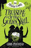 Treasure of the Golden Skull by Chris Priestley 9781408873106   Brand New