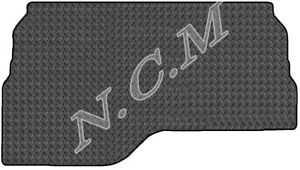 LANDROVER DISCOVERY 4 2010> TAILGATE MAT, FULLY TAILORED IN 3MM & 5MM RUBBER