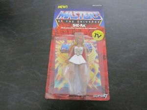 MASTERS OF THE UNIVERSE Super7 She-ra 5 1/2 Inch Figure