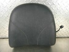 99 BMW K1200 LT Rear Passenger Back Rest Pad HEATED