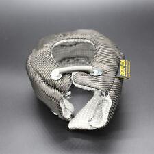T25 T28 Carbon Fiber TURBO BLANKET HEAT SHIELD COVER High Performance 2,000 F