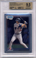 BRYCE HARPER 2010 BOWMAN CHROME USA BGS 9.5 GEM MINT 18BC8 PROSPECT ROOKIE RC 🔥