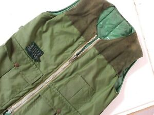 """Slumberdown quilted shooting waistcoat ( Med 38/40"""")  ** Lovely condition.**"""
