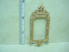 Dollhouse Miniature Picture Frame  - #3 Painted Metal 1/12th Scale