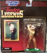 Sam Snead autographed 1997 Kenner Starting Lineup Timeless Legends action figure
