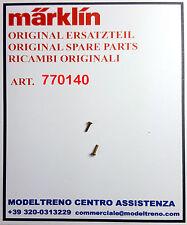 MARKLIN 77014 770140 PERNO OTTONE (2 pz.)  NIET MS (2 St.)  d.1,2/ 5 mm
