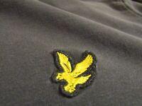 "Men's Designer Lyle & Scott  Medium Tee Shirt  - 40"" Chest"
