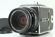 【Near Mint】Hasselblad 501CM + C 80mm f2.8 + A12IV +Acute Matte D from Japan #283