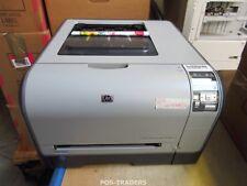 HP CP1515n CC377A A4 Color Laser Printer Drucker USB LAN 12ppm - 3116 PRINTS