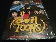 "DVD NEUF ""EVIL TOONS (QUI A PEUR DU DIABLE)"" David CARRADINE / Fred OLEN"