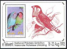 Ciskei 1993 Rosy-faced Lovebird/Caged Birds/Nature/Conservation 1v f/s (b1357)