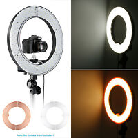 """Neewer 14"""" Outer 36W 180PCS LED SMD Ring Light 5500K Dimmable Ring Video Light"""