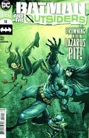 Batman And The Outsiders #14 Cvr A Tyler Kirkham (2020 Dc Comics) First Print