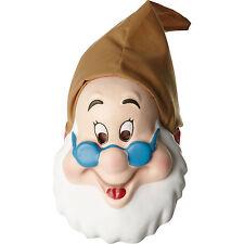 DOC Disney Seven Dwarfs Masks Adult Snow White Fancy Dress Accessory 4753