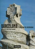 Barcelona: City and Architecture (Taschen's... by Montaner, Josep Mari Paperback