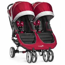Baby Jogger Double Pushchairs & Prams