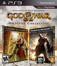 God of War Origins Collection - Playstation 3 Brand New Video Game for Kids PS3