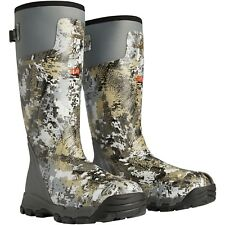 "LaCrosse 18"" Alphaburly Pro 800G Gore Optifade Mens Hunting Boots Size 11"