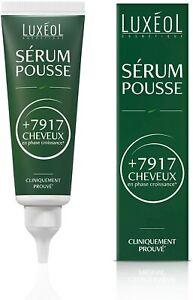 Luxéol -  Sérum Pousse - Réactive la pousse des cheveux - Résultat Cliniqueme...