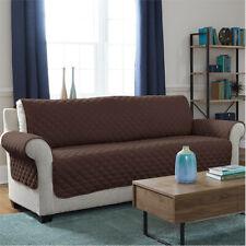 Protector de Sofa Reversible, Medida: 2.80m, Lavable en lavadora, Fácil de poner