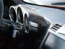 For Nissan 350Z Z33 Dial Dash Cover Trim Mouldings Interior Carbon Fiber Craft