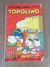 TOPOLINO LIBRETTO N°267 8 GENNAIO 1961 OLD COMIC