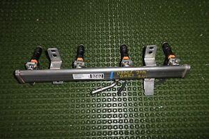 Dodge Dart 2,4 i  Einspritzleiste Einspritzdüse rail fuel injector 04627120AC