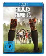 Blu-ray * SCOUTS VS. ZOMBIES - HANDBUCH ZUR ZOMBIE-APOKALYPSE # NEU OVP