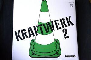 """Kraftwerk Kraftwerk 2 (Second album) EU reissue FOC 12"""" vinyl LP New"""