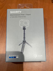 GoPro Official Shorty Mini Extension Pole Tripod for Hero 9 8 7 6 5 AFTTM-001