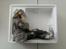 """Bedtime"" Flambro Ltd Edition Collectible Figure, Stock 9830, Emmett Kelly Jr."