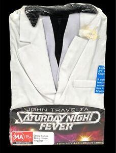 Saturday Night Fever (DVD, 1977) 30th Anniversary Edition John Travolta NEW R4