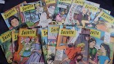 LOT DE 15  LA SEMAINE DE SUZETTE 1959