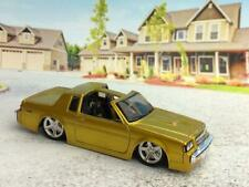 1987 87 Buick Regal T-Type T-Top Slammed G-Body in 1/64 Scale Limited Edition O7