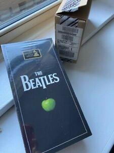 THE BEATLES: Stereo Box Set NEW SEALED-CD-Original Box-2009-17 Discs -Capitol