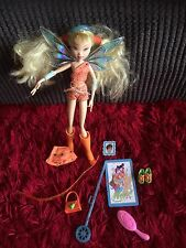 Winx Club Stella Rare Retired Doll 2004