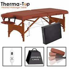 "Master 28"" Fairlane Therma-Top Portable Massage Table"