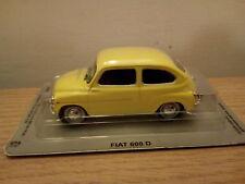 Modelcar 1:43   *** IXO IST ***   FIAT 600 D