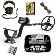 Garrett AT Pro Metal Detector-100% Water Submersible to 10'-free Land headphones